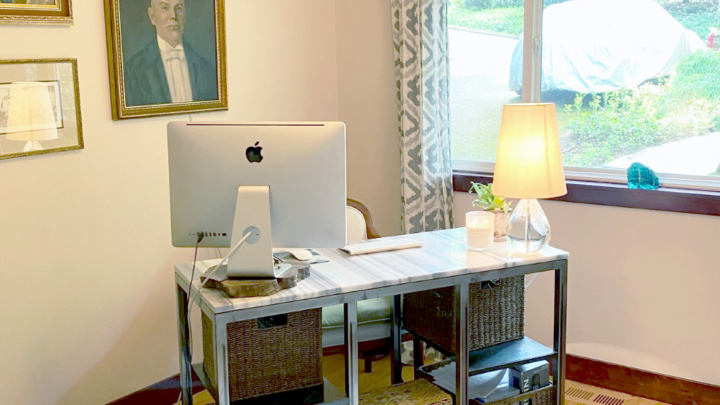 3 Feng Shui Tips to Support your Home Office during COVID-19